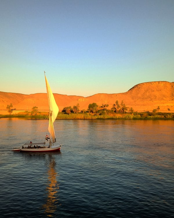 Discover the History of the Nile and pharaoh in Egypt by egyptair offices